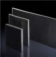PU Filter for Industrial Enclosure Cooling