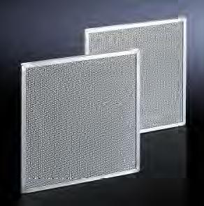 Metal Filter for Enclosures